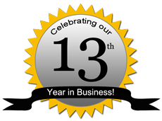 13-yearsinbusiness